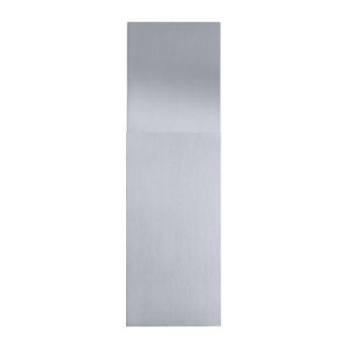 LAGAN - Abzugsrohr für Gebläse, Edelstahl