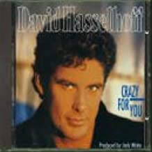 david hasselhoff crazy for you cd