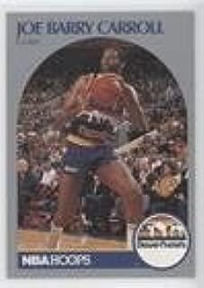 Joe Barry Carroll (Basketball Card) 1990-91 NBA Hoops - [Base] #92