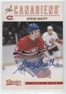 Steve Shutt (Hockey Card) 2012-13 Panini Classics Signatures - [Base] - Autographs [Autographed] #180