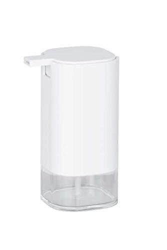 WENKO DIE BESSERE IDEE Distributeur de Savon Liquide, Oria Blanc