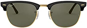 Ray Ban Clubmaster Classic Green Polarized G-15 Sunglasses