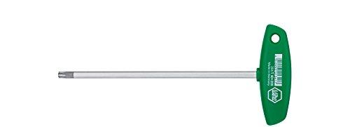 cromatura opaca Giravite Torx/® con manico a T diverse misure T15x200 mm interamente temprato Wiha 364