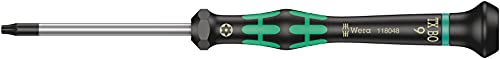 Wera 2067 Elektroniker-Torx BO-Schraubendreher, TX 9 x 60 mm, 05118048001