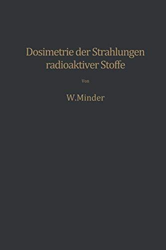 Dosimetrie Der Strahlungen Radioaktiver Stoffe
