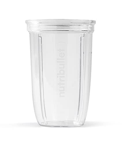 NUTRIBULLET BDM-VE029RV VASO CORTO 500ML, TRITAN, LIBRE BPA, APTO LAVAVAJILLAS, VASO ALTO 14CM