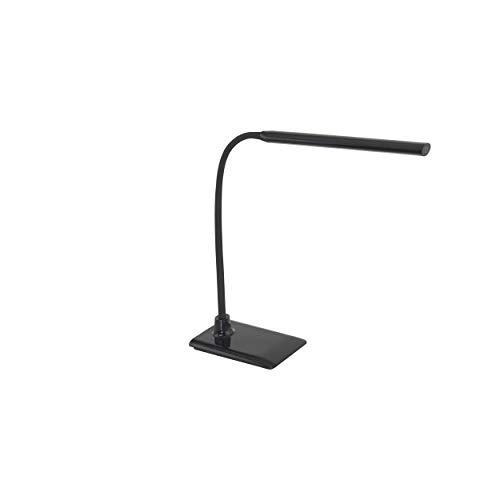 EGLO LAROA Tischleuchte, Kunststoff, 4.5 W, schwarz