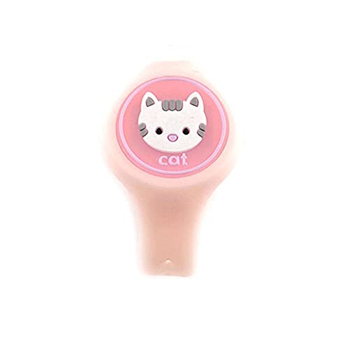 Portable Electronic Mosquito Repeller,Mosquito repeller Bracelet Kids Silicone Watch Safe Cartoon Wearable Mosquito repeller Bracelet