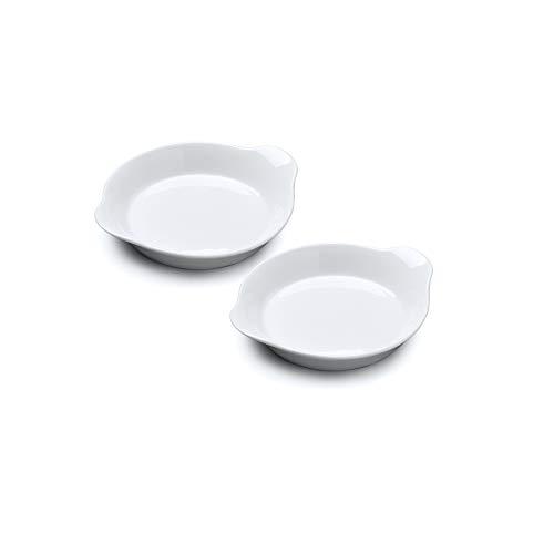 color blanco Juego de 4 platos de porcelana tradicional WM Bartleet /& Sons 1750 TSET112 10 cm