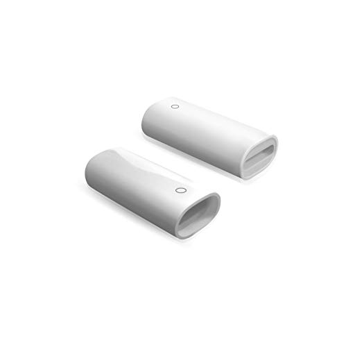 TechMatte Charging Adapter Compatible with Apple Pencil, Female to Female Charger Connector (2-Pack)