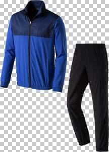 Pro Touch Herren Dan und Flo Präsentation-Anzug, blau, S