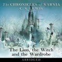 The Lion, the Witch, and the Wardrobe audiobook cover art