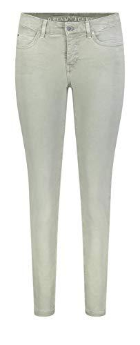 MAC Jeans Damen Dream Skinny Jeans, Grün (Dried Rosemary 343w), 44W / 34L