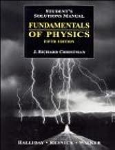 Fundamentals of Physics, Student's Solutions Manual