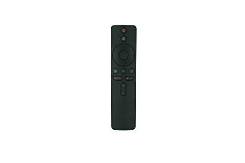 Google Assistant Controle remoto por voz para Xiaomi Mi Box S 4K HDR Android TV Streaming Media Player