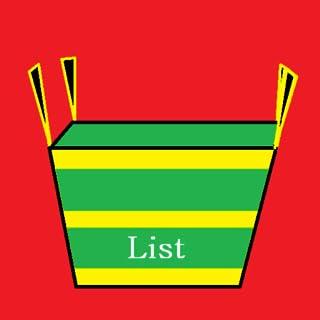 Lista de la Compra. Nueva