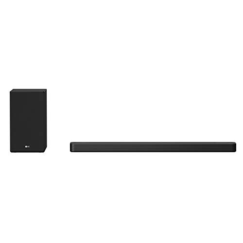 LG SN8YG 3.1.2 Ch 440W Dolby Atmos Soundbar w/ Wireless Sub - Reg $799.99, Net $296.99 (after Price Match & GC)