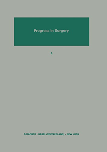 Progress in Surgery