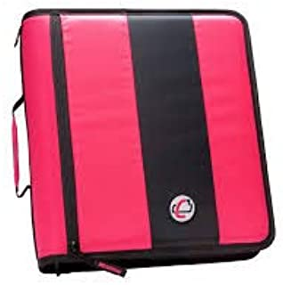 Case-It, The Classic, 2-Inch, 3-Ring Binder, 2-Inch Capacity, Pink