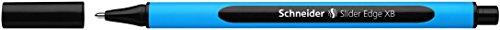Schneider Slider Edge XB Ballpoint Pen, Black/Red/Blue/Green, Set of 4 Pens (152294) Photo #3
