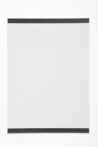 Durable 487419 Magnettasche DIN A4) für DIN A4) Beutel à 2 Stück transparent