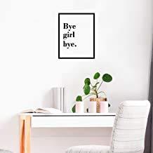 Inspirationele citaten Vinyl Wall Art Stickers - Sassy Sinds de geboorte - 19