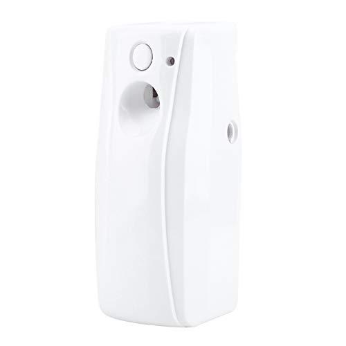 Hztyyier Dispensador Aerosol automático, Pulverizador automático ABS para Spray purificador de Aire o Perfume en la Sala de baño del Hotel Familiar
