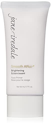 Jane Iredale Smooth Affair Facial Primer and Brightener, 1.7 Fluid...