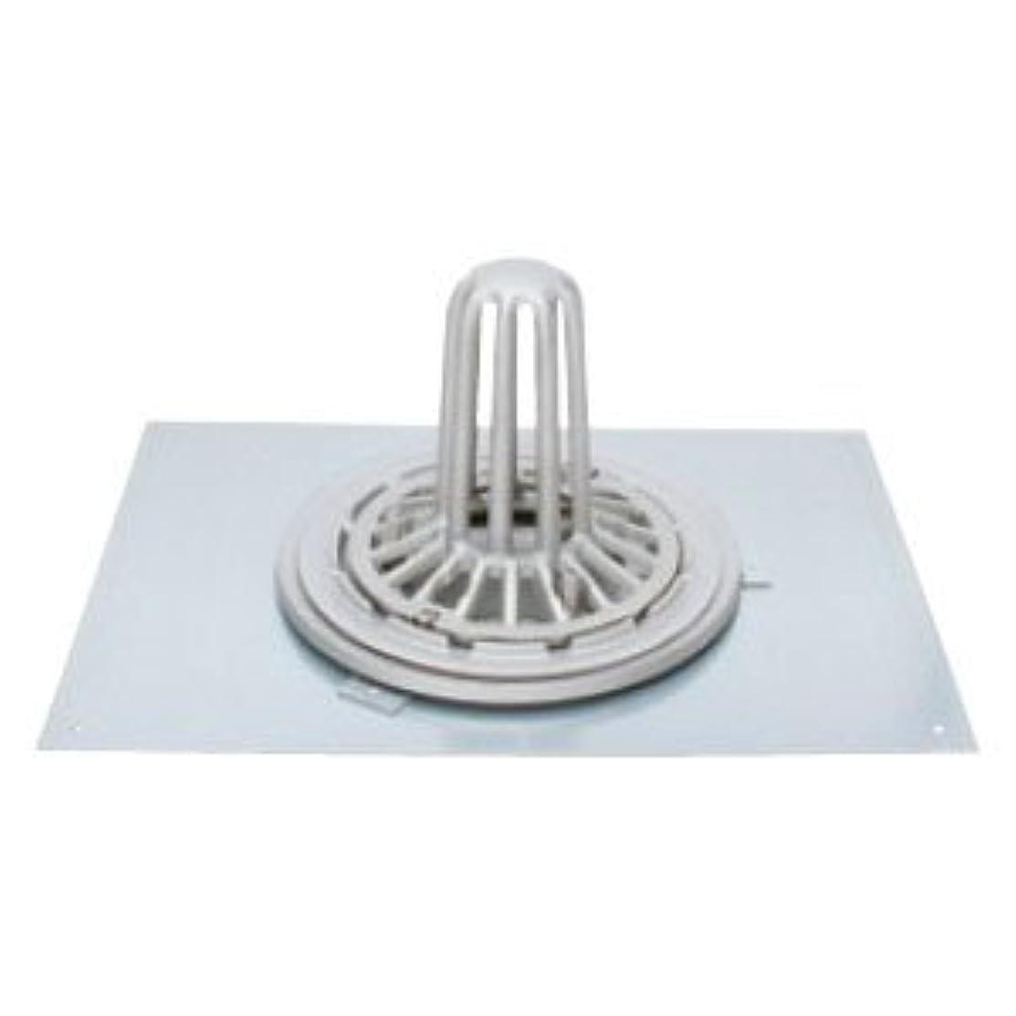 強制的シャーロットブロンテクレアカネソウ ステンレス鋳鋼製ルーフドレイン たて引き用 鋼製下地断熱屋根工法用 屋上用(呼称150) ESSP-6-150