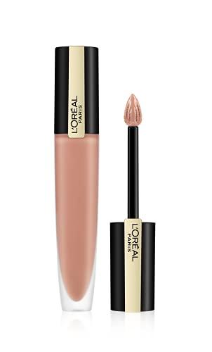 L'Oréal Paris MakeUp Tinta Labbra Rouge Signature, a Lunga Tenuta, Formula Leggera e Finish Extra Matte, 110 I Empower,