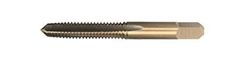 Viking Drill and Tool 61680 SF-58TDI Type 24-UB Straight Flute Plug Style Magnum Super Premium Tap/Hex Die Set
