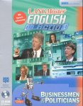 LANGmaster English in Action, CD-ROMs : Businessmen & Politicians, 1 CD-ROM