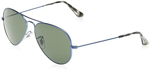 Ray Ban Gafas de sol RB3025 Large Metal - 112/17: Oro mate - 58mm
