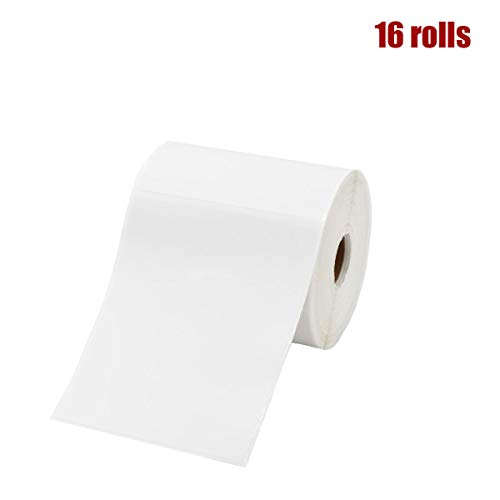 Best Review Of YERPPAL 4x5 400 Labels/roll Thermal Label Bar Code Shipping Labels Desktop Printer ...