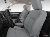 Durafit Seat Covers, DG29 C8 Gray, Seat Covers Made in Gray Endura for 2013-2019 Dodge Ram Front and Back Seat Set.