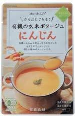 冨貴 有機玄米ポタージュ・にんじん 135g*32set