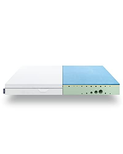 EMMA One Matratze - 80x200 cm, Liegegefühl Hart - ergonomische 7 Zonen Matratze - atmungsaktiv - 100 Nächte Probeschlafen - Öko-Tex Zertifiziert - Entwickelt in Deutschland