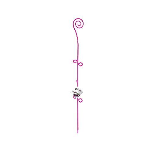 Elho Orchideco Twist - Cerise - Intérieur - L 2.5 x W 5.6 x H 63.5 cm