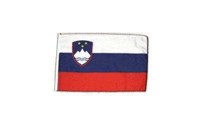 Fahne Flagge Slowenien 30 x 45 cm
