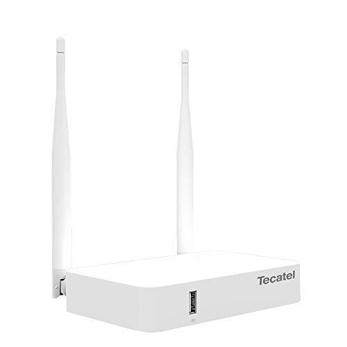 Tecatel DA-ROUTERIP professionele IP-router voor computer ISP