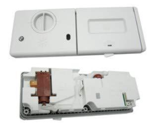 ANCASTOR Dosificador con 2 contactos Inferiores de lavavajillas Fagor, Edesa LV35, LV55, LV85, LV25P