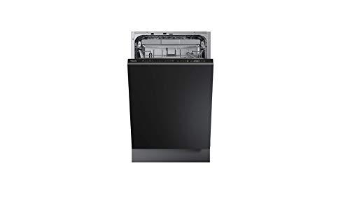 Teka | Lavavajillas Integrable para 11 cubiertos con tercer rociador superior y 9 programas de lavado | 81.8 x 44.8 x 55