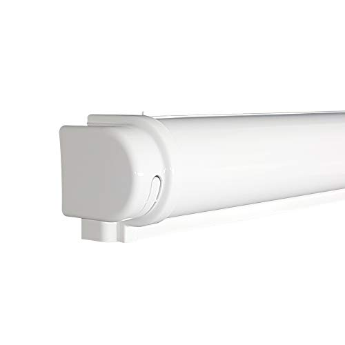 Victoria M. Cajón para Estor oscurecedor Tenebra & Estor térmico oscurecedor de Ancho 35 cm, Blanco