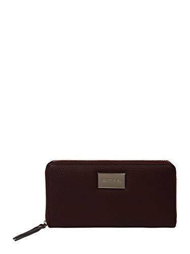 COMMA Damen Portemonnaie Pure Elegance Purse LH12Z Burgunder One Size (XS-XL)