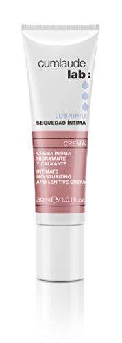 CUMLAUDE Lubripiù - Crema Íntima Vulvar, Hidratante y Calmante, 30 ml