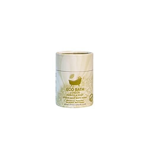 The Eco Bath Muscle and Joint Pain Epsom Salt Soak 250 g