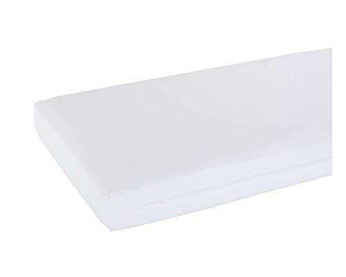 Inkontinenz Matratzenhülle 100x200x24 cm   Wasserdichter Matratzenschutz Frottee/PU   Urinundurchlässig und atmungsaktiv   Matratzenschoner von ActivePro