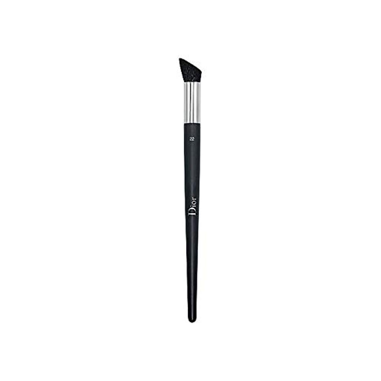 医薬受益者[Dior] ディオールのアイシャドウブラシ22 - Dior Eyeshadow Brush 22 [並行輸入品]