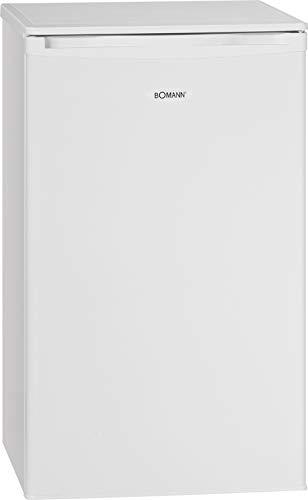 Bomann GS 195 Gefrierschrank / E / 160 kWh/Jahr / 70 L / 4 Sterne-Kennzeichnung / weiß
