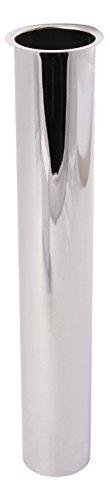 Tauchrohr für Flaschengeruchsverschluss | 200 mm | Siphon Tauchrohr | Chrom